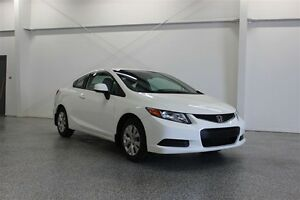 2012 Honda Civic LX  **Sask Tax Paid | 1 Owner | CLEAN !!**