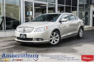 2011 Buick Lacrosse CXL - HEATED SEATS, REMOTE START & MORE!