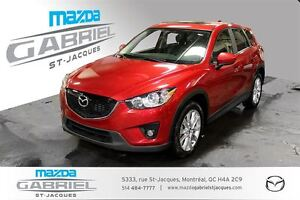 2014 Mazda CX-5 Grand Touring AWD 2014 MAZDA CX-5 GT+CUIR+GPS+TO