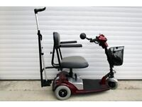 Ultra lightweight Strider mobility scooter