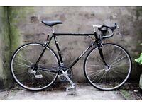 PEUGEOT PBS 525 COMP, 22.5 inch, 57 cm, vintage racing racer road bike, 14 speed, Reynolds frame