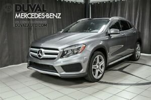2015 Mercedes-Benz GLA-Class GLA250 4MATIC/ SPORT+CAMERA+GPS+BLU