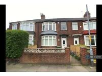3 bedroom house in Cambridge Road, Stockton-On-Tees, TS17 (3 bed)