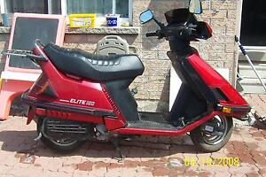 used 1985 honda elite 150