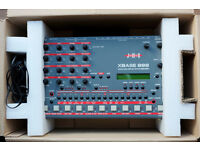 JOMOX XBASE 888 Analogue Drum Synthesizer. Classic Drum Synthesizer in MINT Condition.