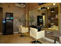 Rent a hairdressing unit/chair