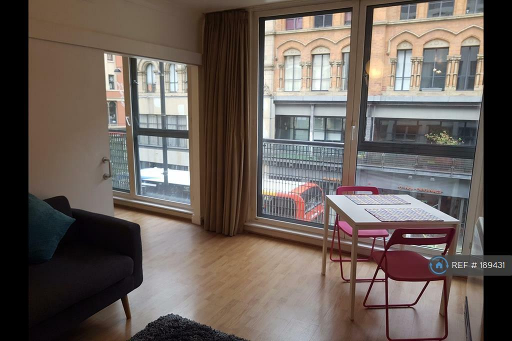 1 bedroom flat in Oldham Street, Manchester, M1 (1 bed)