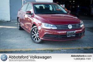 2016 Volkswagen Jetta 1.4 TSI Comfortline