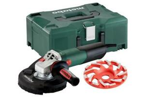 "Metabo 5"" Surface Prep Grinder W/ Cup and Case RSEV 19-125RT"