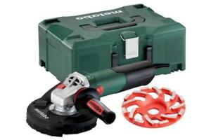 Metabo 5 Surface Prep Grinder W/ Cup and Case RSEV 19-125RT