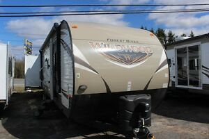 2016 Forest River RV Wildwood 31KQBTS