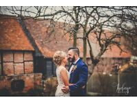 ��150 Deal! ��200 off Exclusive! Wedding Photographer & Video by Couple Brighton