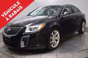 2012 Buick Regal GS TURBO MAGS TOIT CUIR NAV