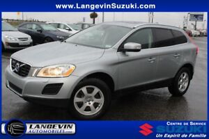 2012 Volvo XC60 AWD/CUIR/TOIT OUVRANT