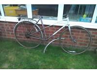 Racing bike wheels collect Wymondham near norwich 80s