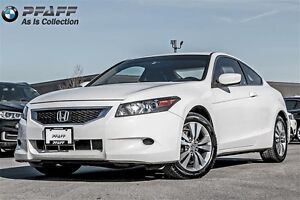 2010 Honda Accord Coupe EX-L at Price Firm