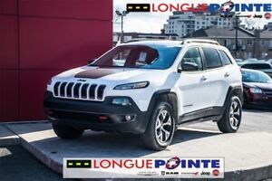 2016 Jeep Cherokee Trailhawk - BLUETOOTH, PARKVIEW, MAGS, ACL 8.
