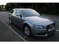Audi a4 estate leather Satnav