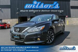 2016 Nissan Altima SV SUNROOF! BLIND SPOT MONITOR! REAR CAMERA!