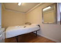 Glorious Twin Room with Ensuite and a Huge plasma television