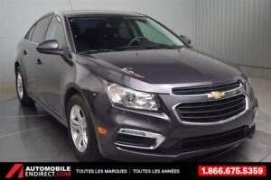 2015 Chevrolet Cruze LT TURBO A/C MAGS