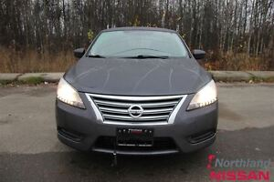 2014 Nissan Sentra 1.8/Power Options/ECO/Bluetooth/Traction Cont Prince George British Columbia image 4