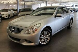 2011 Infiniti G37 LUXURY 4D Sedan AWD