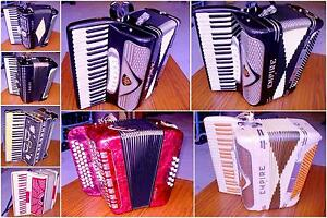Accordion et d'autres accordéons
