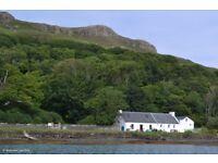Idyllic Hebridean café business for sale (leasehold)