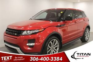 2014 Land Rover Range Rover Evoque Dynamic|Meridian|Glass Roof|N