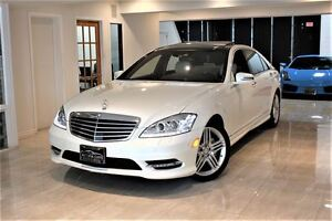 2013 Mercedes-Benz S-Class 350 BlueTEC 4MATIC Avantgarde