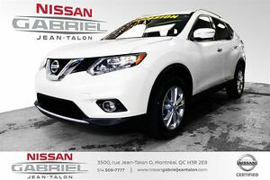 2015 Nissan Rogue SV FWD ONE OWNER/NEVER ACCIDENTED/BACK UP CAME