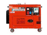 Generator KRAFTWELE SDG9800 Silent 3 Phase ATS 9,8 KW Diesel
