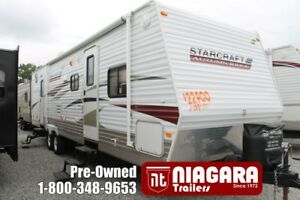 2011 Starcraft Autumn Ridge 329BHU Travel Trailer