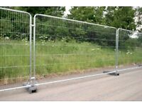 *WANTED* HERAS TEMPORARY FENCING – PANELS FEET CLIPS (SCOTLAND)