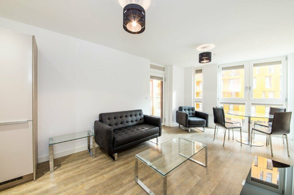 Brand New 1 Bed Ossel Court Se10 Greenwich O2 Arena