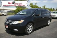 2012 Honda Odyssey Touring- NAV, LEATHER and more!