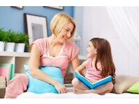 Attentive and Reliable Live In Full Time Nanny Housekeeper in Hertfordshire