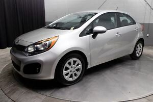 2013 Kia Rio5 HATCH A/C  EN ATTENTE D'APPROBATION