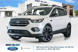 2017 Ford Escape WOW 14554km COMME NEUF ! Titanium SPORT PACKAGE