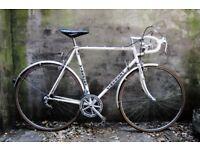 VISCOUNT TEAM 82. 23.5 inch, 60 cm. Vintage racer racing road bike, 10 speed
