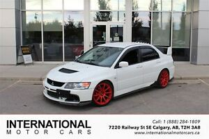 2006 Mitsubishi LANCER EVOLUTION EVO IX 9! LOW KMS! MODIFIED!