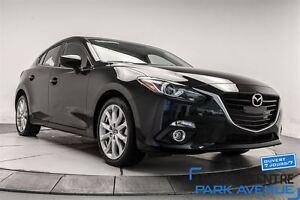 2014 Mazda MAZDA3 SPORT GT-SKY CUIR TOIT KM WOW