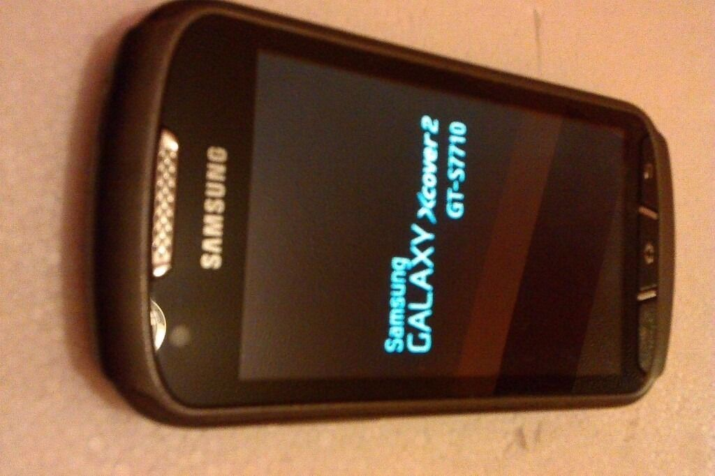 Samsung Galaxy Xcover 2 GT S77104GB5MPUNLOCKED) Titanium Greyin Furzton, BuckinghamshireGumtree - Fully working Samsung Galaxy Xcover 2 GT S7710 in a very good cosmetic condition. Unlocked to all networks