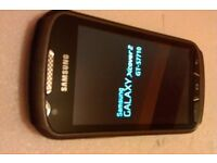 Samsung Galaxy Xcover 2 GT-S7710 - 4GB - 5MP- (UNLOCKED) Titanium Grey Smartphone