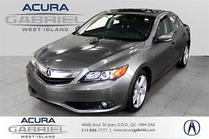 2013 Acura ILX Premium Package CUIR+TOIT+BLEUTOOTH+CAMÉRA