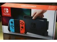 Nintendo switch (Mario)