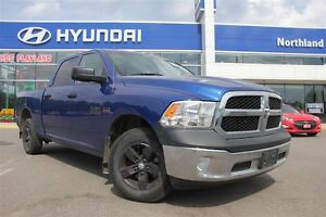 2014 Ram 1500 ST/4X4/Fog Lights/Tow Hitch