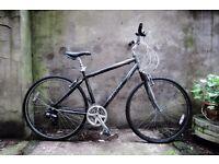 GIANT CYPRESS, 19 inch, hybrid road bike, 21 speed