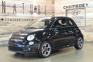2016 Fiat 500 Sport GR.ELECT+MAGS
